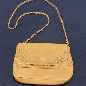 Juice Couture beige purse